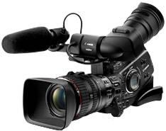 CANON XL-H1 HDV Camcorder PAL