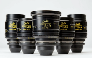 Cooke mini S4i Prime Lenses