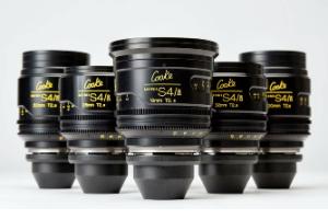 Cooke mini S4i Prime Lenses