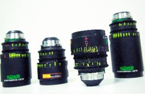 Kowa Mirrorscope Vintage Anamorphic Lenses set