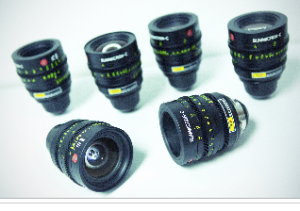 Leica Summicron-c Lenses
