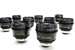 Ultra Prime Lenses