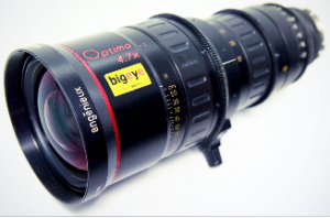 Zoom Lense Angenieux Optimo T2.2